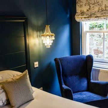 Aboyne Hotel Room