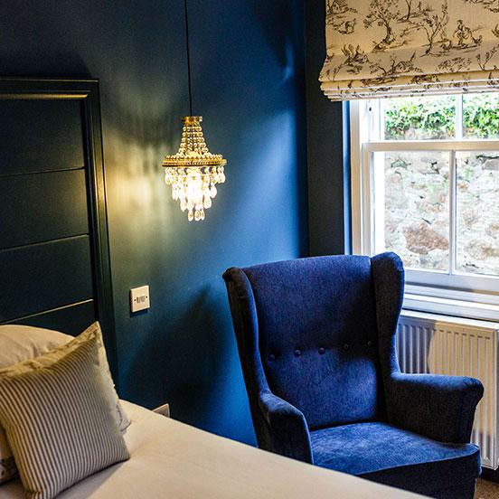 Boat Inn Aboyne Bedroom