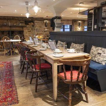 Boat Inn Aboyne Restaurant