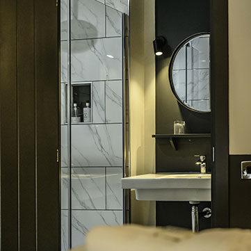 Boat Inn Hotel Bathroom