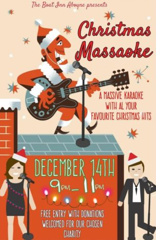Christmas Massaoke